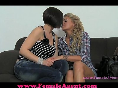 FemaleAgent Agent of desire