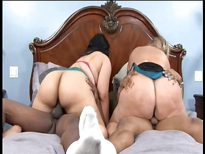 Karla Lane & Rylee Peyton - Big Ass Quake